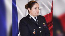 """""""Elle était une grande gendarme"""": Darmanin rend hommage à Mélanie Lemée, tuée par un chauffard"""