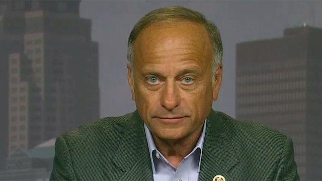 Rep. Steve King explains 'drug mules' comment