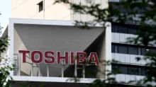 Toshiba says deal to sell memory chip business delayed
