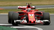 Motor racing - Pirelli blames external factors for Raikkonen tyre problem