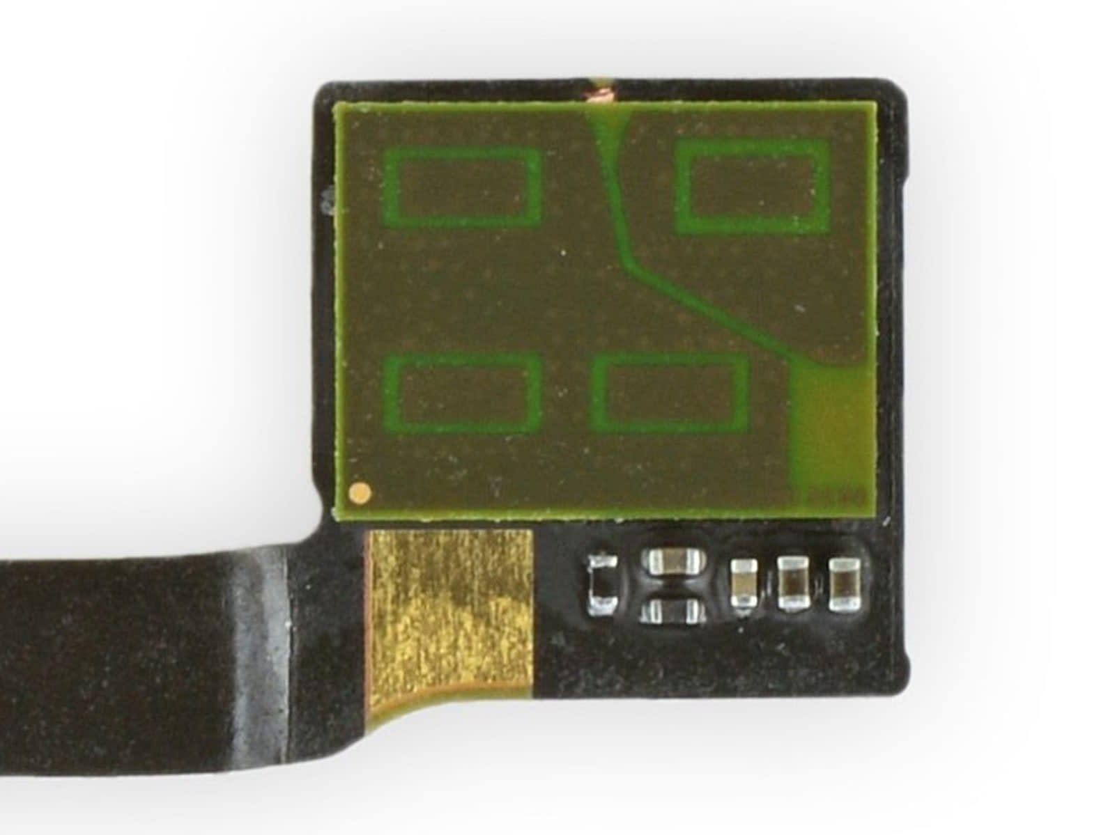 Pixel 4 Soli chip