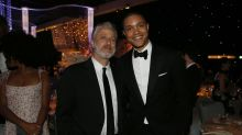 Jon Stewart explains why 'The Daily Show' is 'better' with Trevor Noah