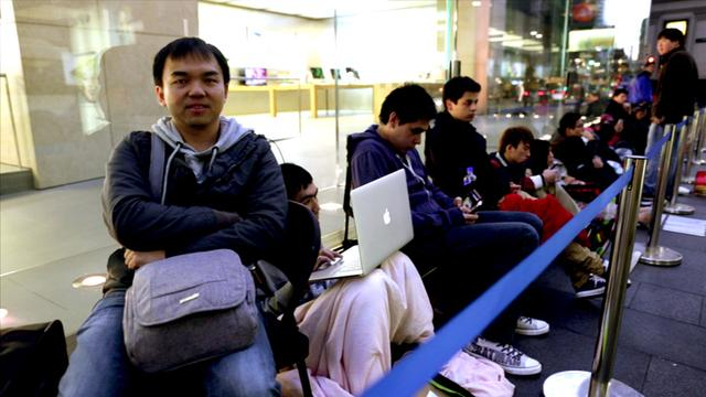 Why, oh, why wait in line for a new iPhone?