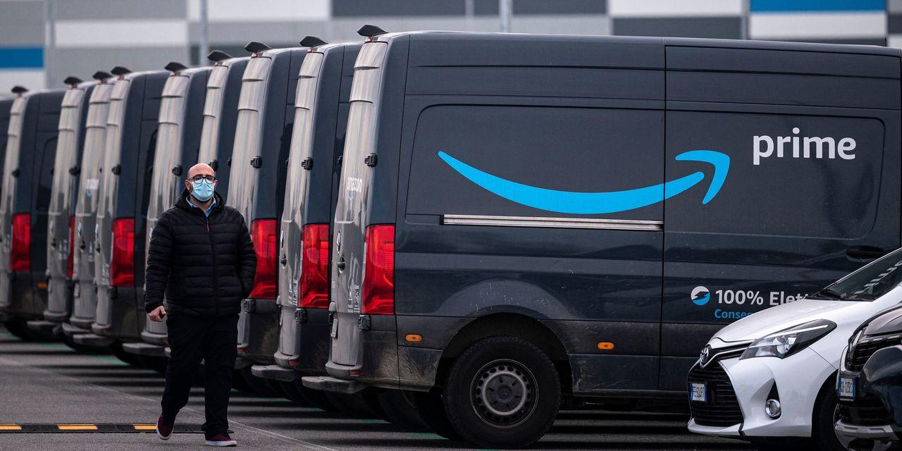 'A great time to buy,' says one Wall Street analyst as Amazon shares tumble on disappointment