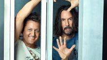 Keanu Reeves y Alex Winter volverán a ser Bill y Ted en la tercera entrega de la saga