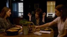 'August: Osage County' Red Band Clip: Eat the Fish