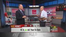 Owens Corning CEO says roofing is booming as home equity ...