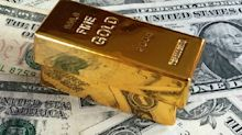 Gold Shoots Higher as Dollar Fumbles