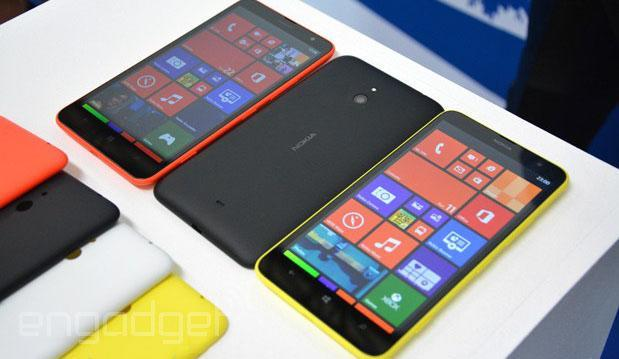 Nokia Lumia 1320 lands in China first