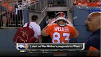 Broncos expect Welker to bounce back quickly