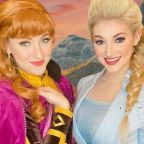 Actresses playing Disney Princesses turn to virtual entertainment during coronavirus pandemic