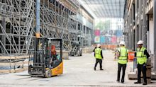 Potsdamer Platz: Potsdamer Platz Arkaden: So sieht es auf der Baustelle aus
