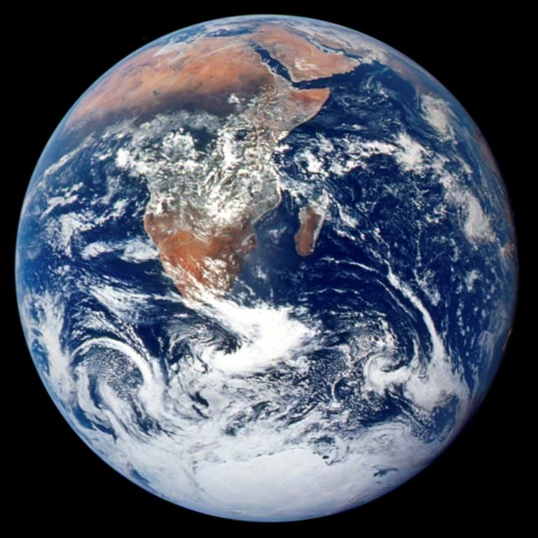 Study proposes new origin theory for Earth's water — Blue planet
