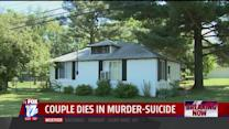 Couple Heard Arguing Minutes Before Murder-Suicide