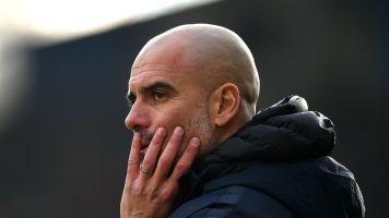 Guardiola demands improvement from Man City