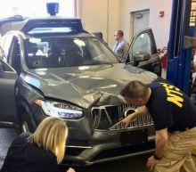 Uber car's 'safety' driver streamed TV show before fatal crash -police