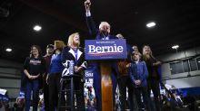 Súper Martes reduce el campo virtualmente a Biden y Sanders