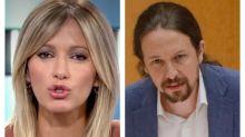 """Echenique carga contra Susanna Griso por lo que ha dicho sobre Pablo Iglesias: """"La paja mental..."""""""