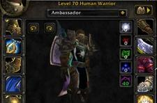 Warrior changes in patch 3.0.3