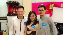 Elanne Kong's dream come true working with Adam Cheng