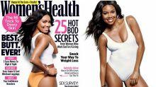 Gabrielle Union presume de cuerpazo en Women's Health a sus 44