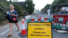 Boris Johnson urged to help reopen Hammersmith bridge after emergency closure to pedestrians and cyclists