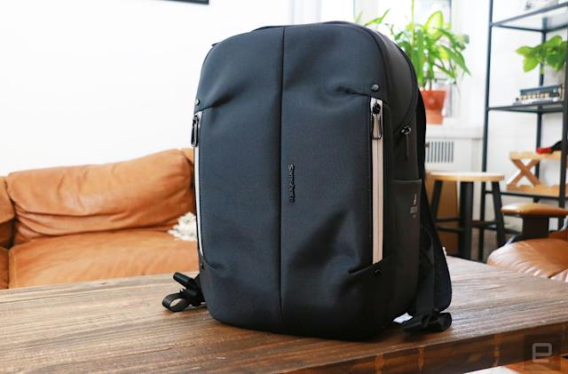 Google and Samsonite's smart backpack is a better use of Jacquard