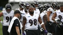 Ravens place Brandon Williams on COVID-19/reserve list a day before game against Eagles