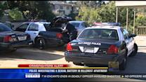 Police investigate sexual battery in Hillcrest apartment
