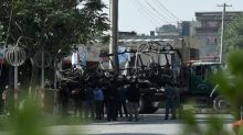 At least 24 killed in Kabul car bomb claimed by the Taliban