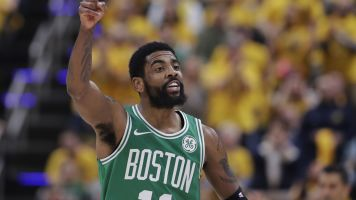 Kyrie's clutch play keeps Celtics in command
