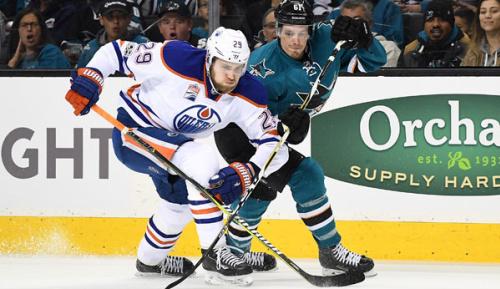NHL: Draisaitl trifft, Oilers ziehen in Runde zwei ein