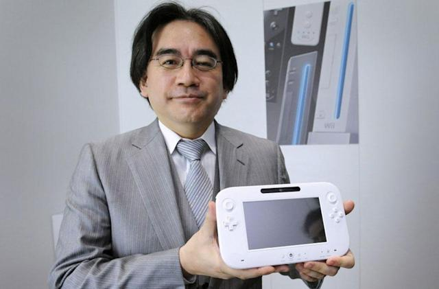 Nintendo chief Satoru Iwata dies