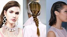 The key hair trends for spring/summer 2018
