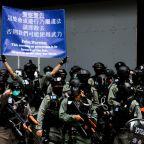 China approves Hong Kong national security law