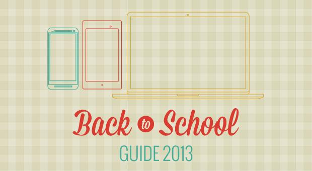 Engadget's back to school guide 2013