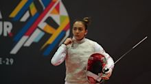 No rest for teen fencer Amita Berthier after SEA Games gold