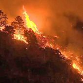 Massive Wildfires Spread in Western States