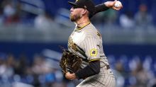 Musgrove pitches six solid innings, Padres beat Marlins 5-2
