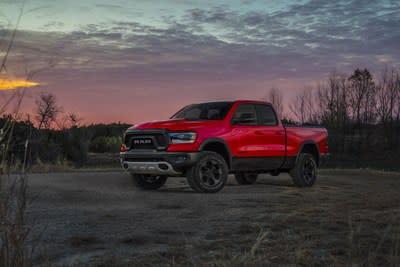 Ram Truck Dominates Texas Truck Rodeo Awards, Ram 1500 Lassos Top Honor as 'Truck of Texas'