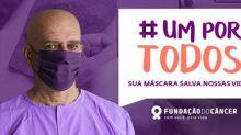 Instituição arrecada doações para costureiras de comunidade produzirem máscaras para pacientes oncológicos