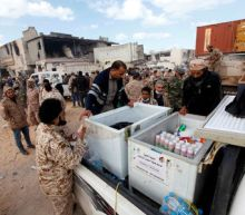 Women, children leave Islamic State holdout in Sirte: Libyan forces