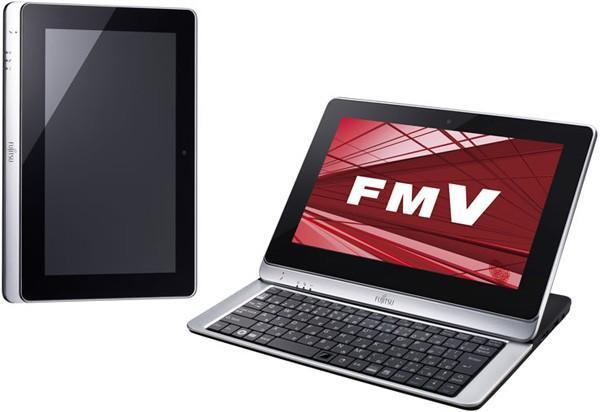 Fujitsu's TH40/D convertible tablet slides into Japan, packs Atom Z670 and Windows 7