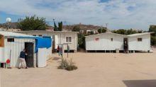Los últimos del terremoto: Seis familias en barracones diez años después