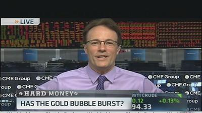 Has the Gold Bubble Burst?