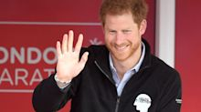 Prince Harry Surprises Marathon Runners in Person in Los Angeles