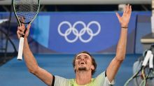 Tokyo Olympics: Alexander Zverev becomes first German man to win tennis singles gold medal