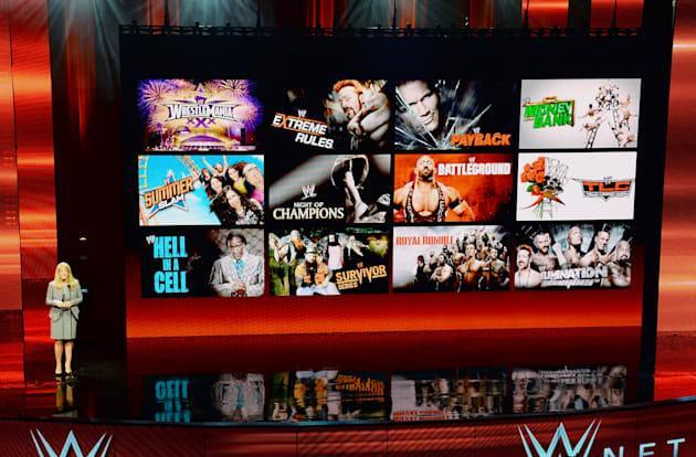WWE Network heading to 170 new countries next month