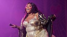 Lizzo models for Rolling Stone, says her body 'is not a trend'