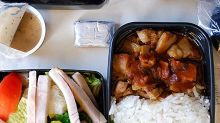 Flight attendant reveals why she'll never eat plane food